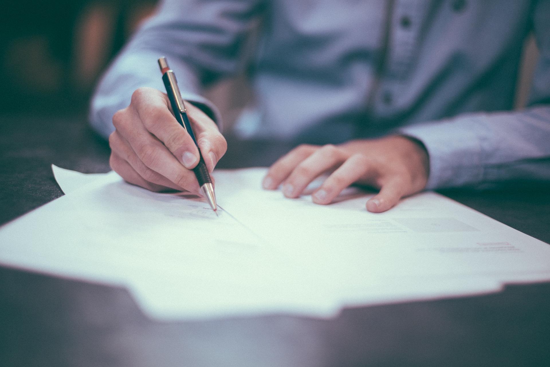 応募書類の基本「履歴書」の作成のポイントと提出のしかた。のタイトル画像